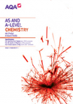 Chemistry AS and A level spec cover