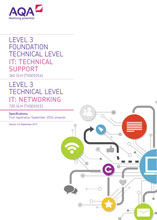 TVQ IT Networking specification cover