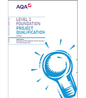 Level 1 Foundation Project Qualification