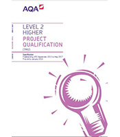 Level 2 Higher Project Qualification