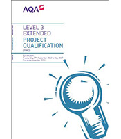 Level 3 Extended Project Qualification