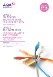 TVQ IT Cyber security specification cover