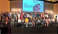 Amazing AQA Unlocking Potential students celebrate graduation in Westminster